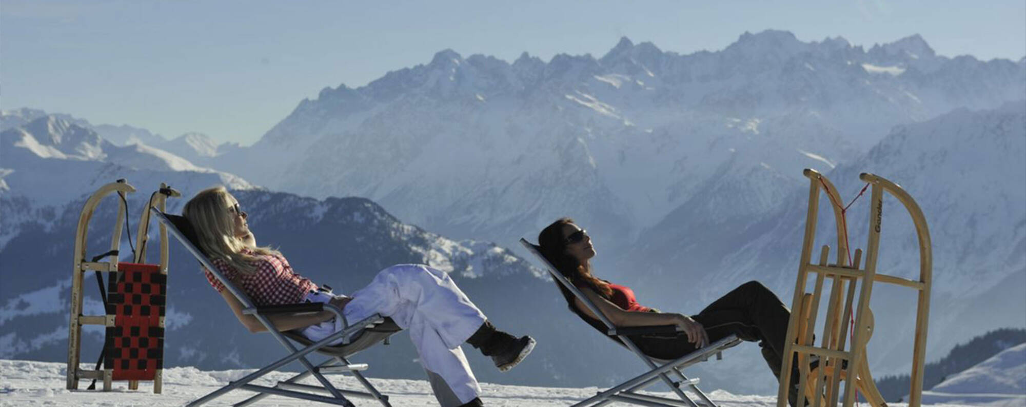 SkiBoutique luxury ski holidays are relaxing