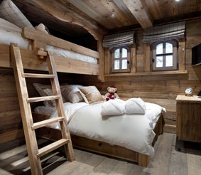 Luxury ski chalets for families