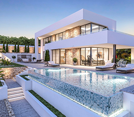 Eat and dine in our catered ski chalets