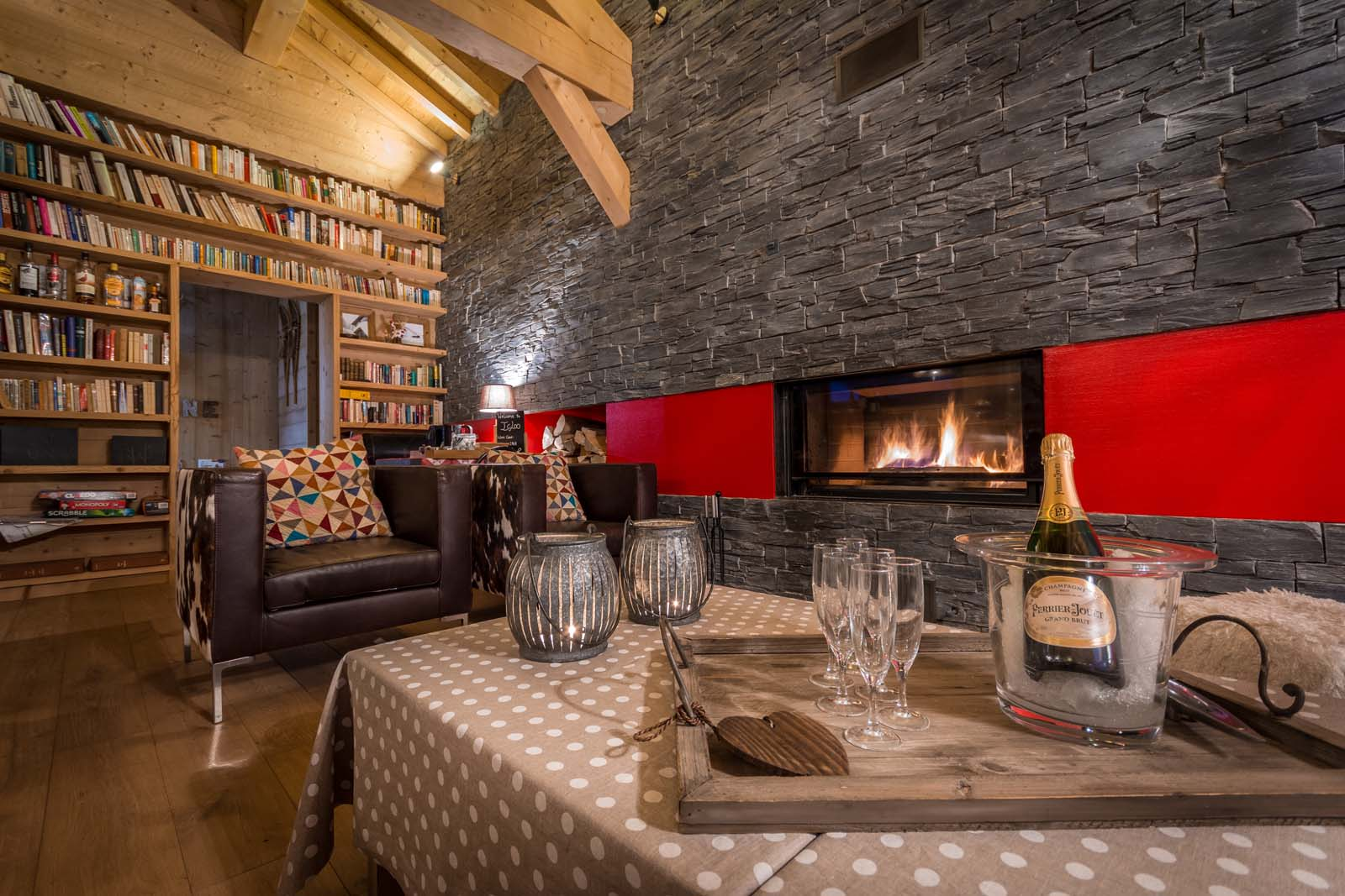 chalet igloo in morzine by skiboutique. Black Bedroom Furniture Sets. Home Design Ideas