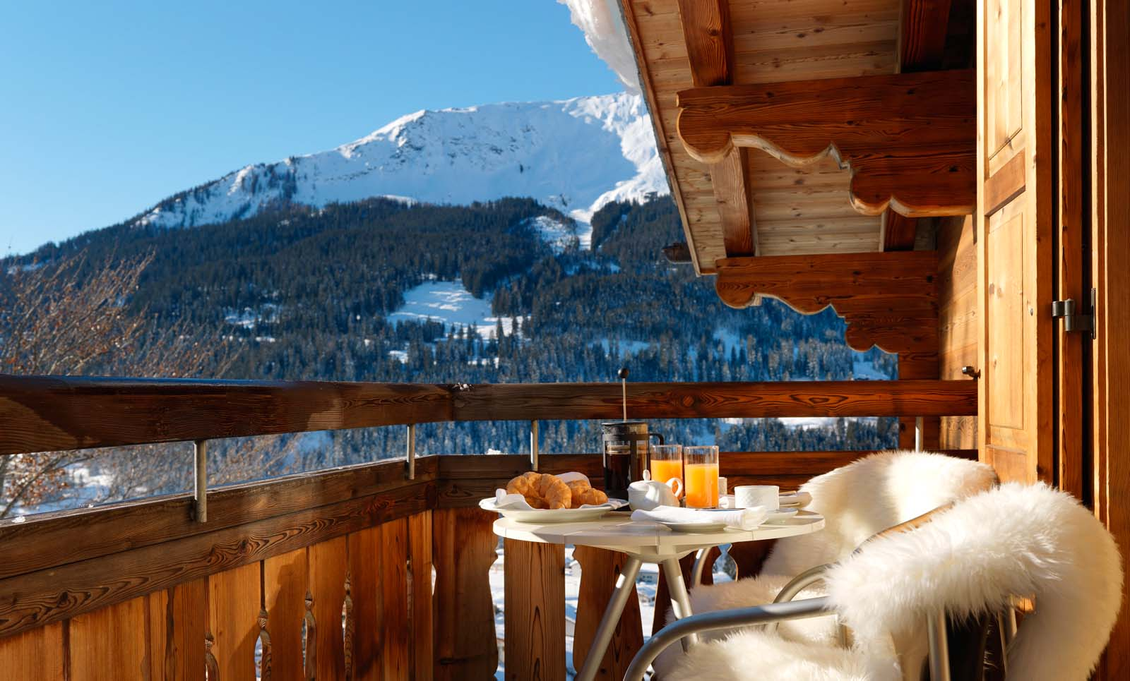 Chesa falcun in klosters by skiboutique for Boutique hotel ski