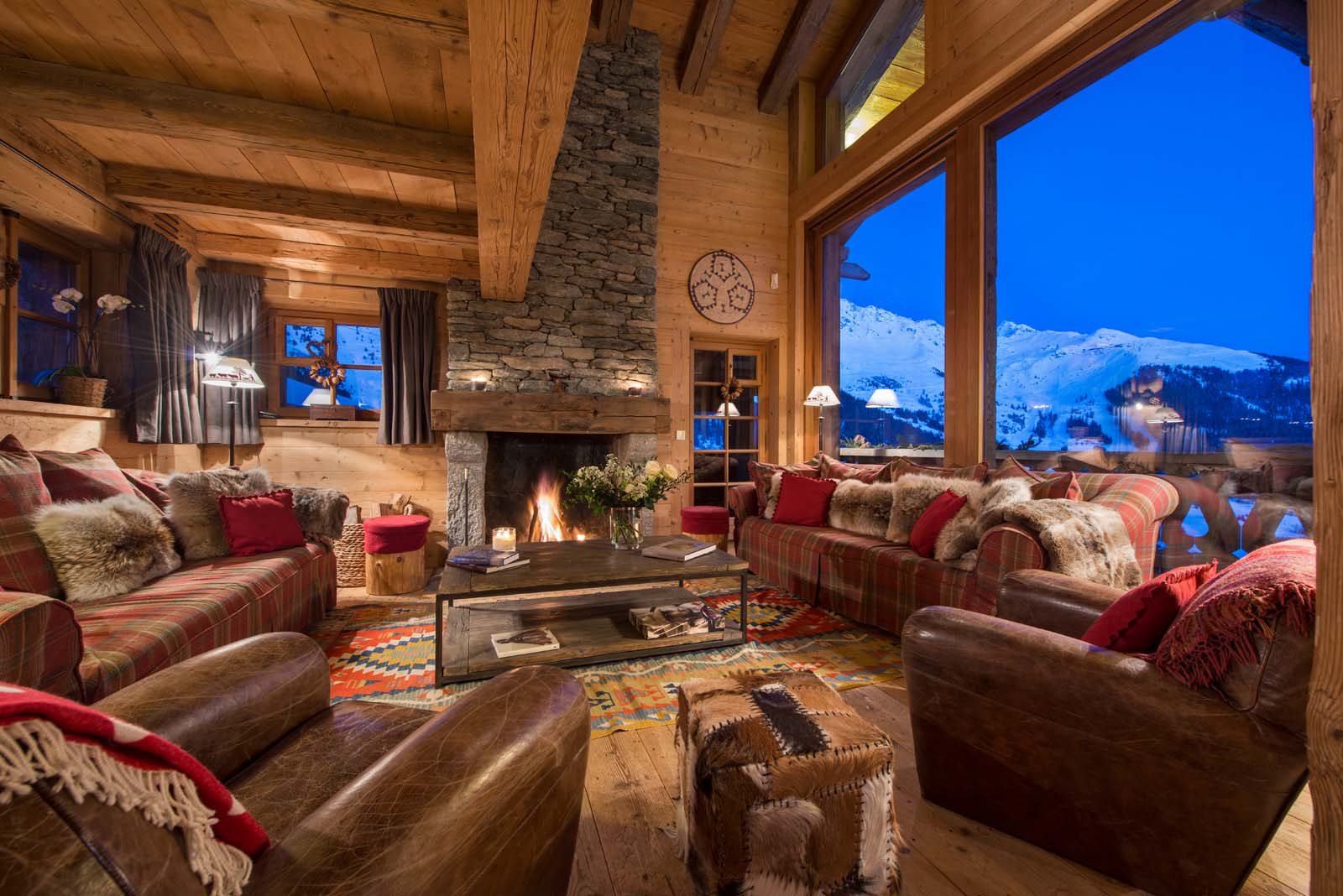 Chalet nyumba in verbier by skiboutique for Boutique skihotel