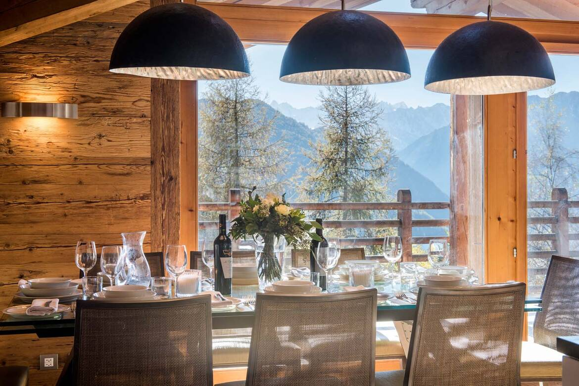 Valentine Penthouse In Verbier By Skiboutique