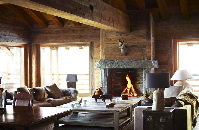 Luxury chalet boutique collections