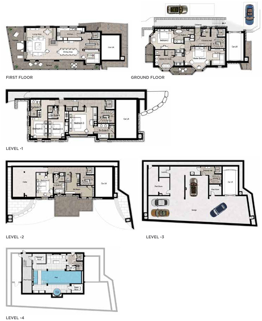 Chalet le coquelicot in courchevel 1850 by skiboutique for French chalet house plans