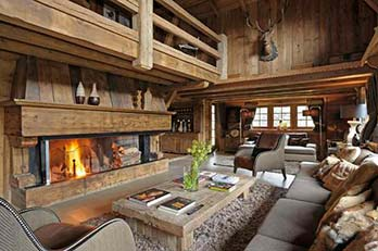 Luxury chalet in Megeve France