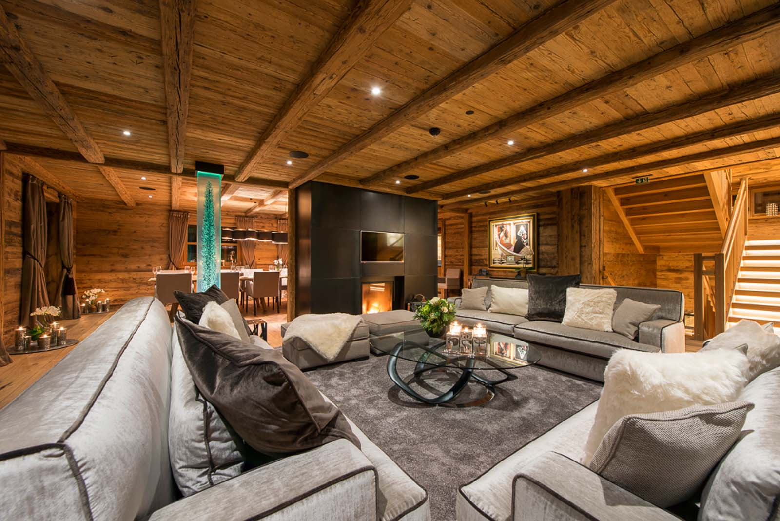 Chalet Uberhause In Lech By Skiboutique