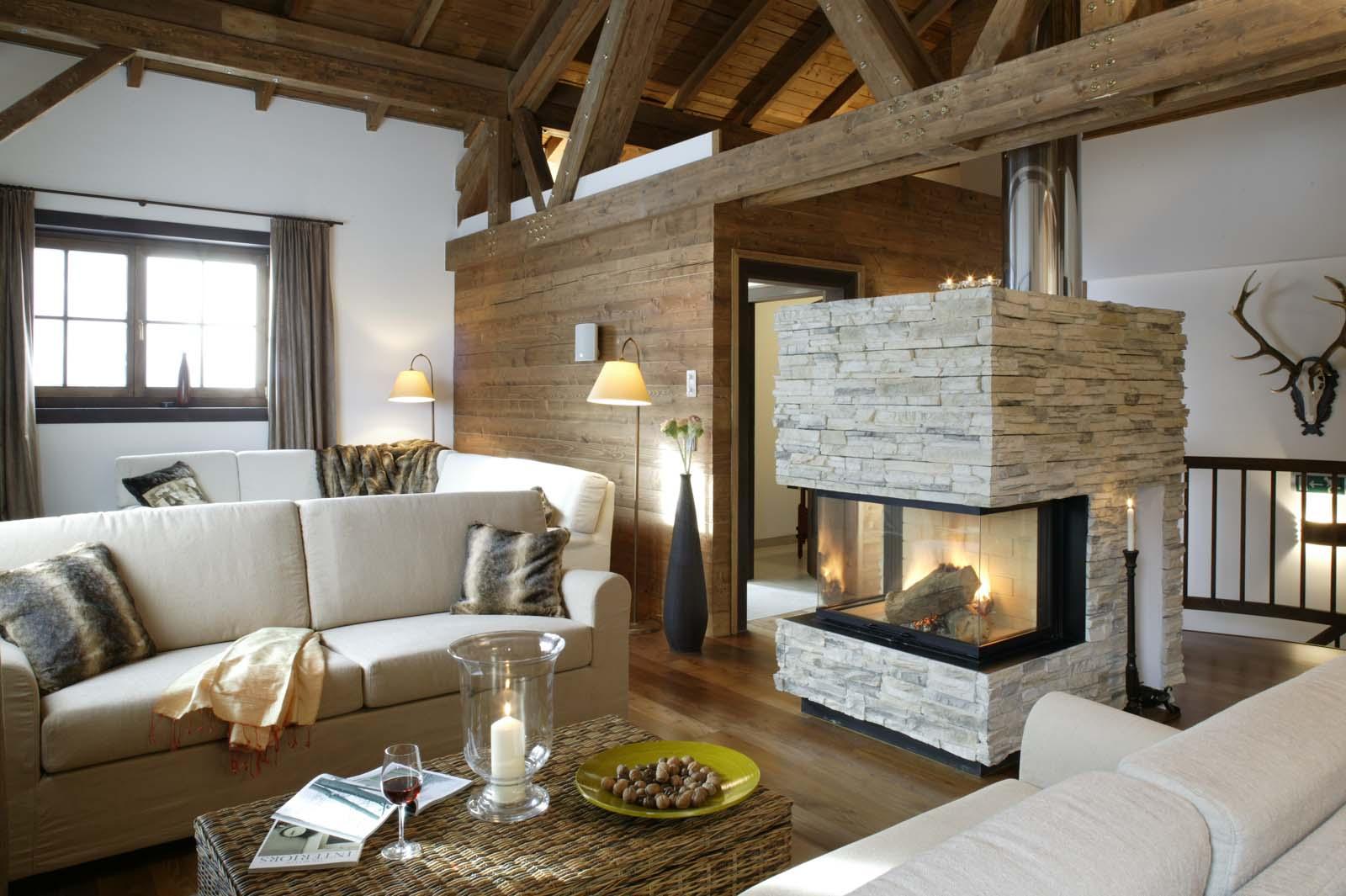 Lodge adler in st anton by skiboutique for Chalet modern einrichten