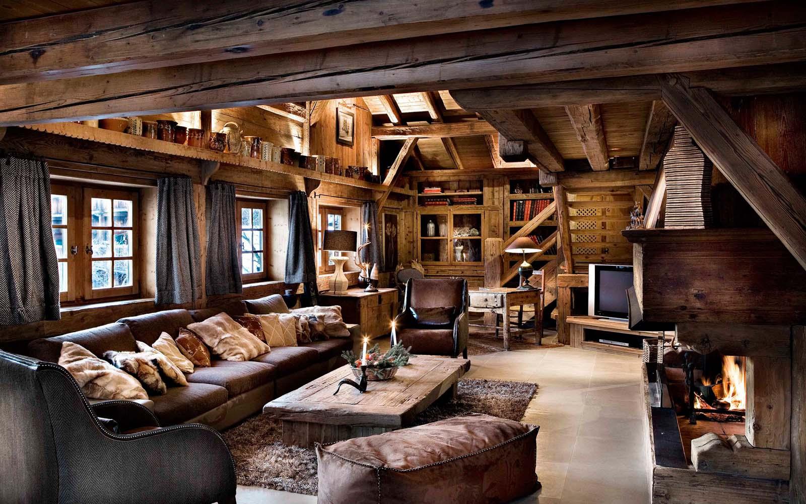 Chalet ferme de marie in megeve by skiboutique - Chalet de luxe megeve ...