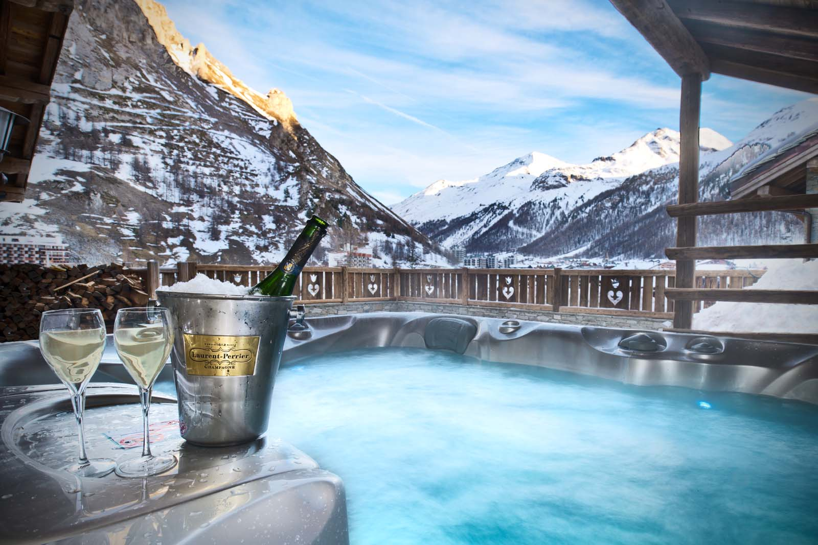 Chalet amourette in val d 39 isere by skiboutique for Boutique hotel ski