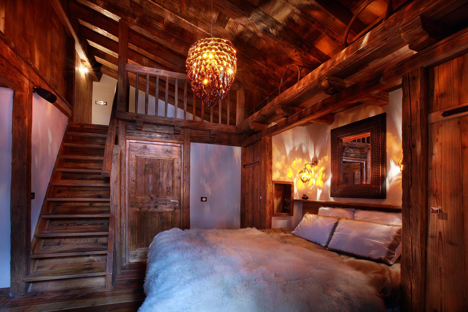 Chalet marco polo in val d 39 isere by skiboutique for Salotti bellissimi