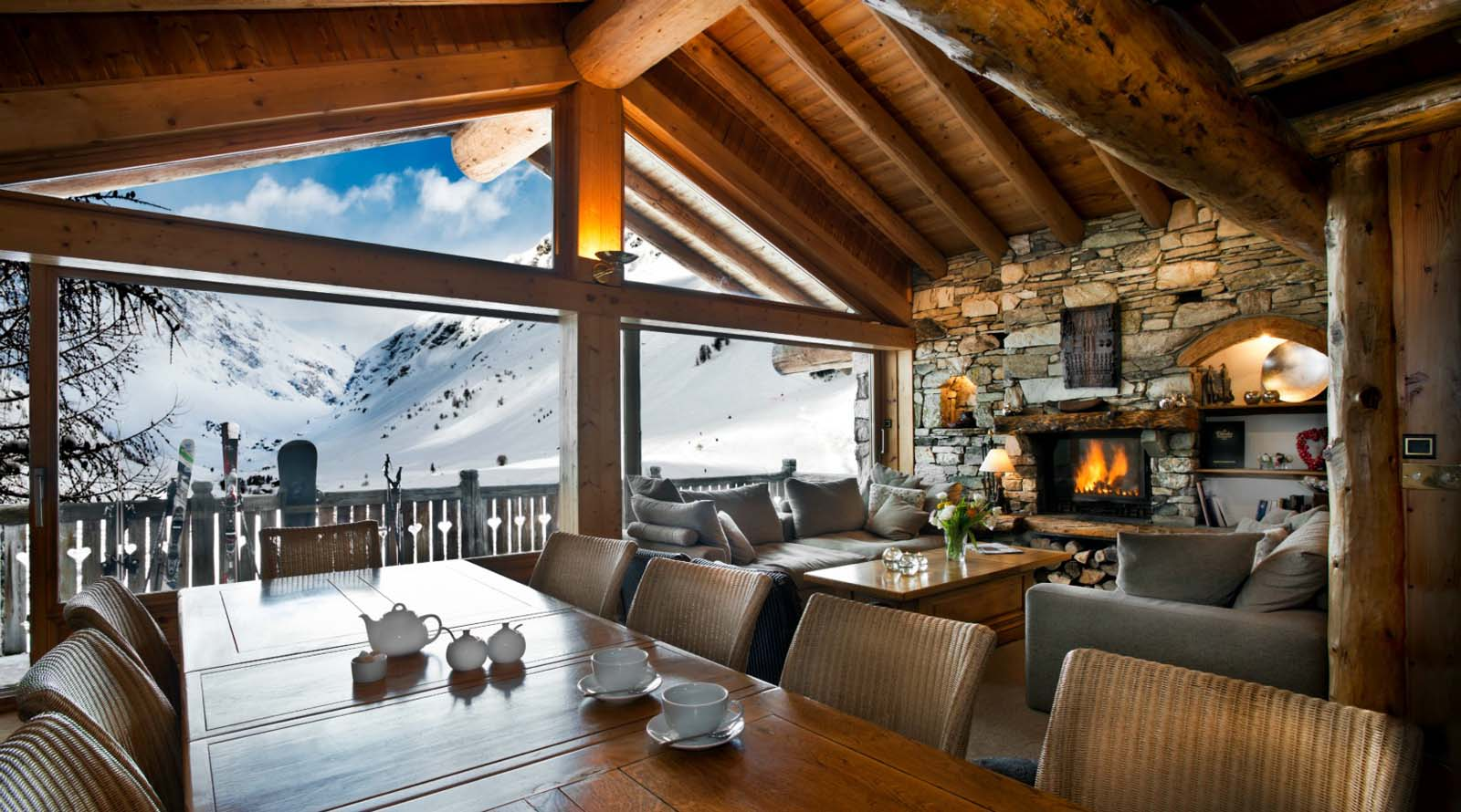 chalet lafitenia in val d isere by skiboutique