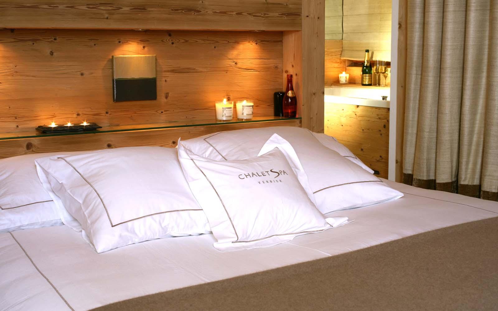 Spa Bedroom Chalet Spa Verbier In Verbier By Skiboutique