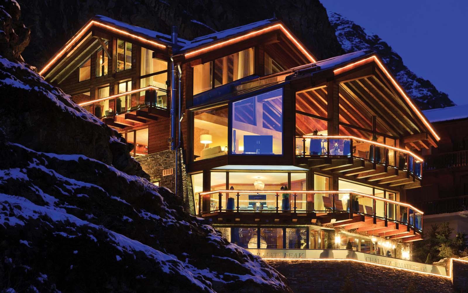 Zermatt peak in zermatt by skiboutique for Design hotel zermatt