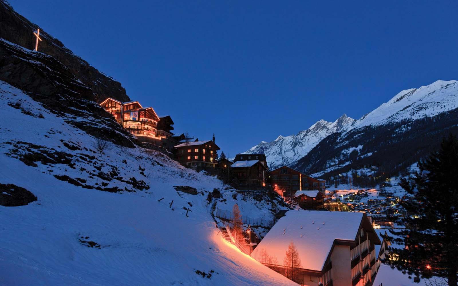 Design Rooms Zermatt Peak In Zermatt By Skiboutique