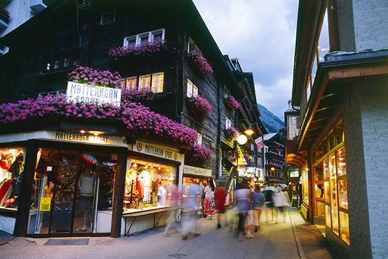Zermatt resort guide skiboutique for Boutique hotel zermatt