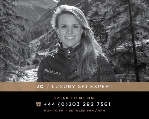 Jo Sheridan - Luxury Ski Expert - SkiBoutique